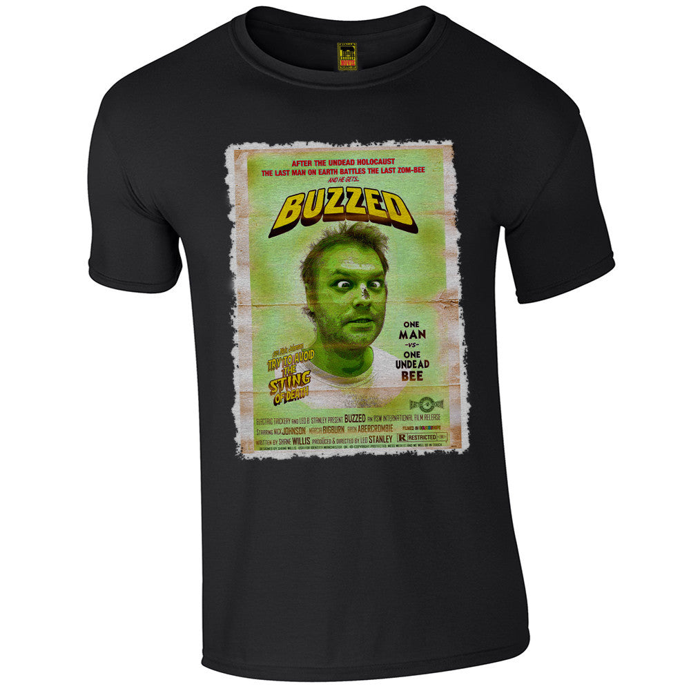 B-Movie 'Buzzed' T-Shirt