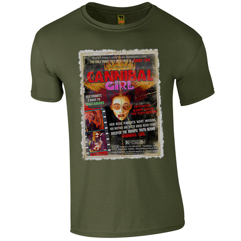 B-Movie 'Cannibal Girl' T-Shirt