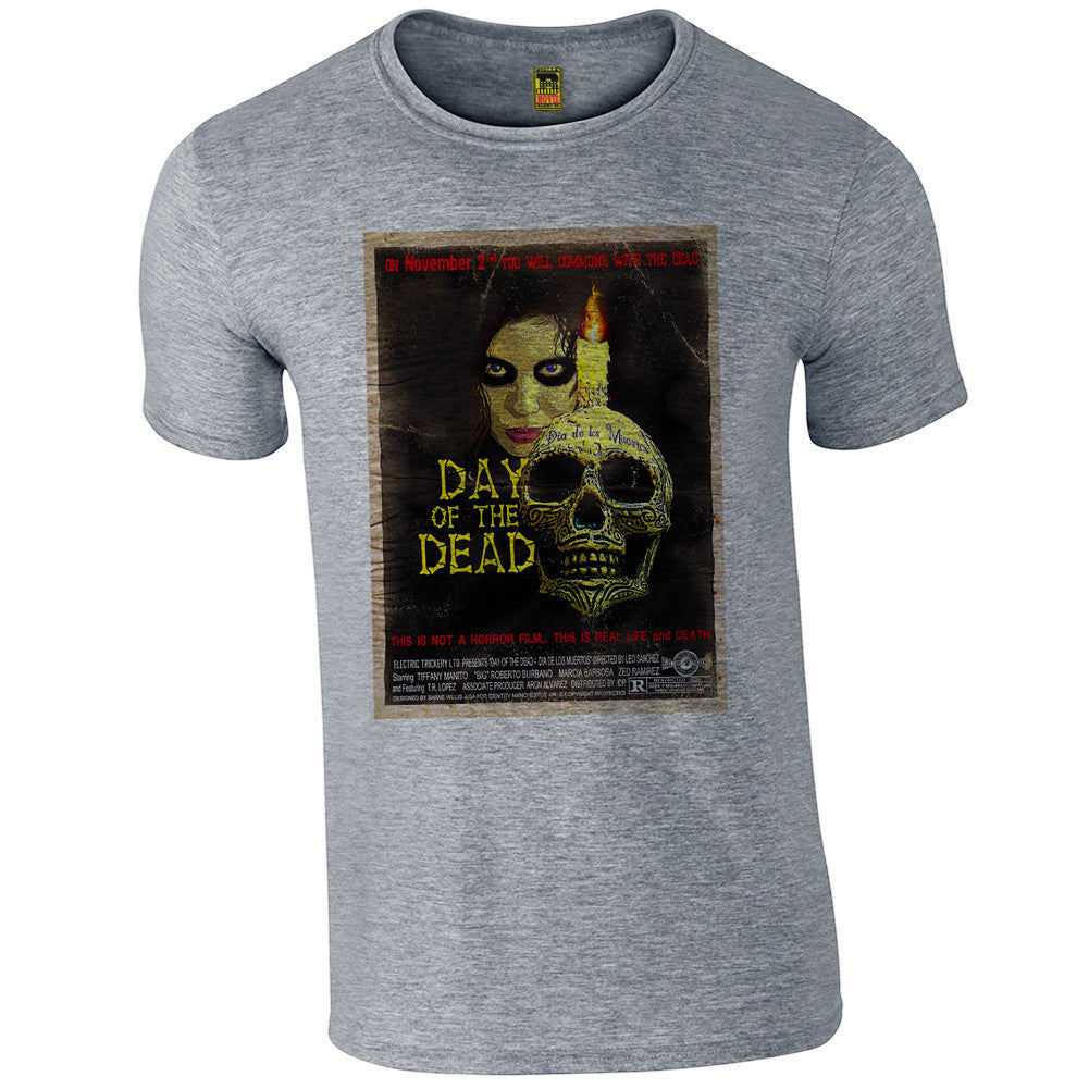B-Movie 'Day of the Dead' T-Shirt