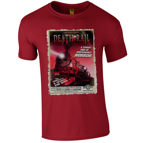 B-Movie 'Death Rail' T-Shirt