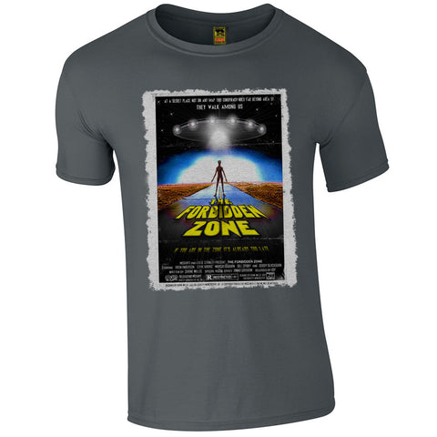 B-Movie 'Forbidden Zone' T-Shirt