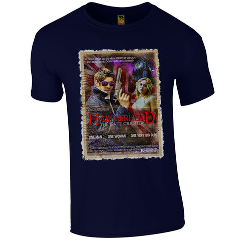 B-Movie 'Hammerhead' T-Shirt