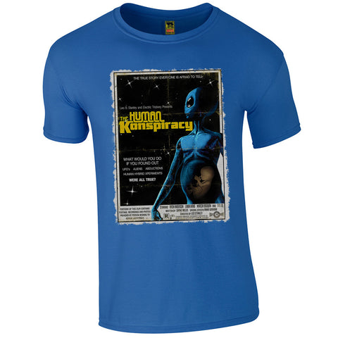 B-Movie 'Human Konspiracy' T-Shirt