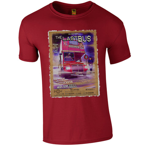 B-Movie 'Last Bus' T-Shirt
