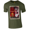 B-Movie 'Mad Zombie Rockers' T-Shirt