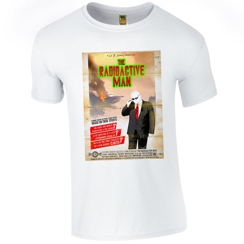 B-Movie 'The Radioactive Man' T-Shirt