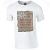 Identity 'Sixth Day Stone' T-shirt - Front Print Only