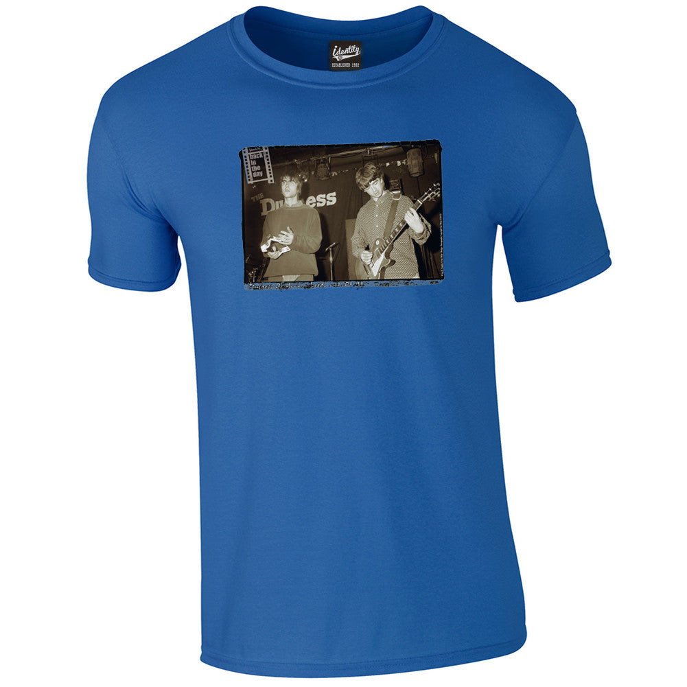 Back in the Day 'Oasis - Brother's Be' T-Shirt