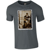 Back in the Day 'Kurt Cobain Chilling' T-Shirt