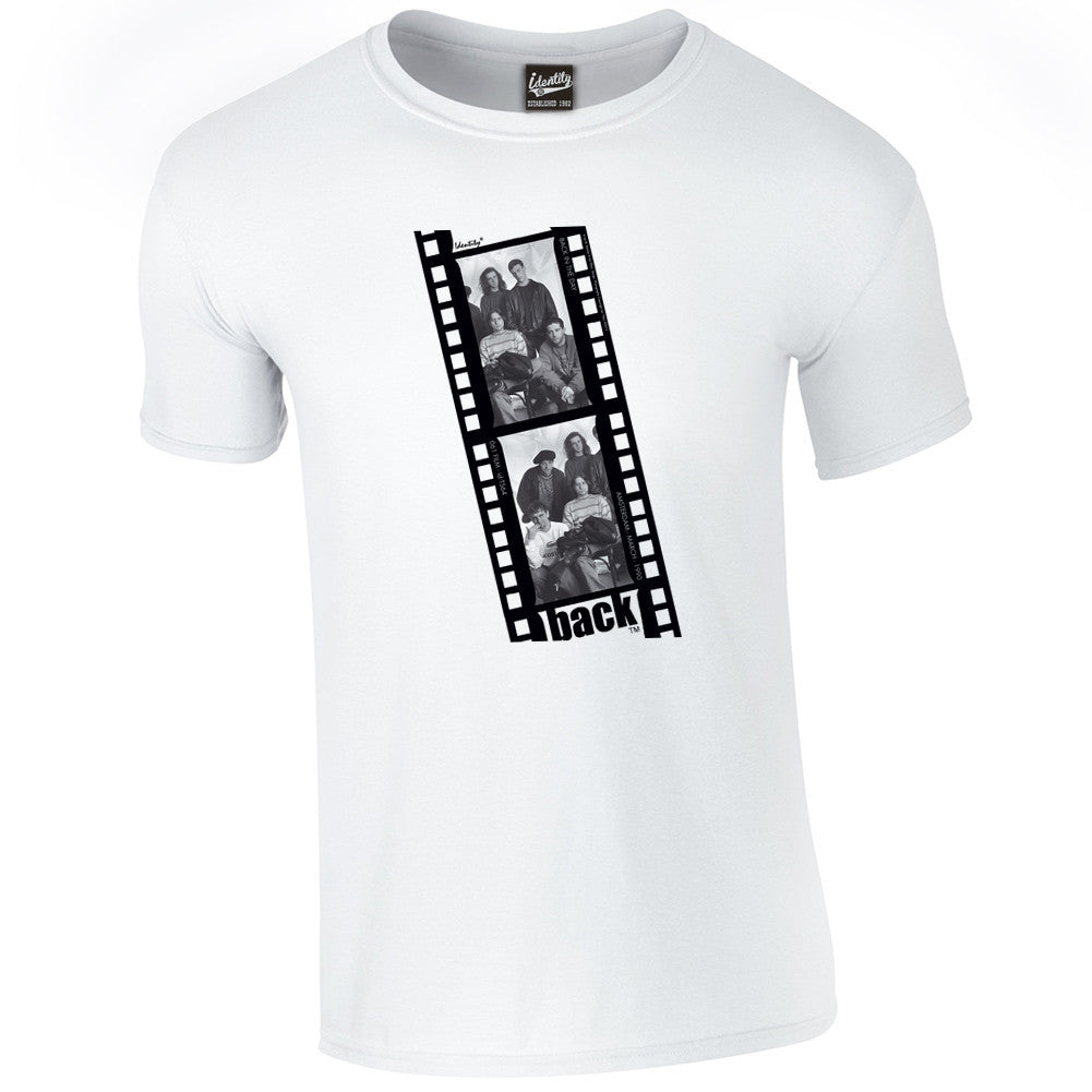 Back in the Day 'Happy Mondays Film Strip' T-Shirt