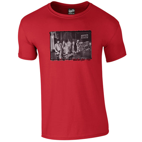 Back in the Day 'Slash in the Flesh' T-Shirt
