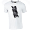 Back in the Day 'U2 Film Strip' T-Shirt
