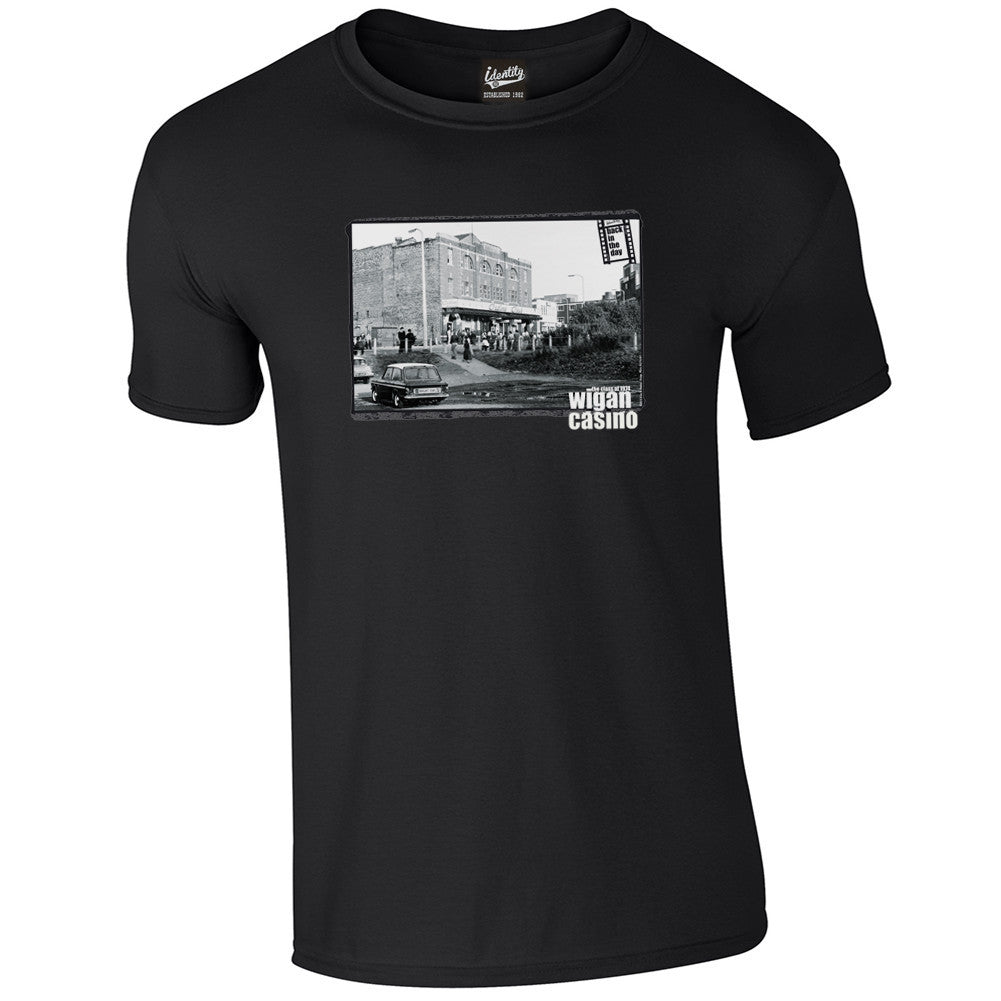 Back in the Day 'Wigan Casino' T-Shirt