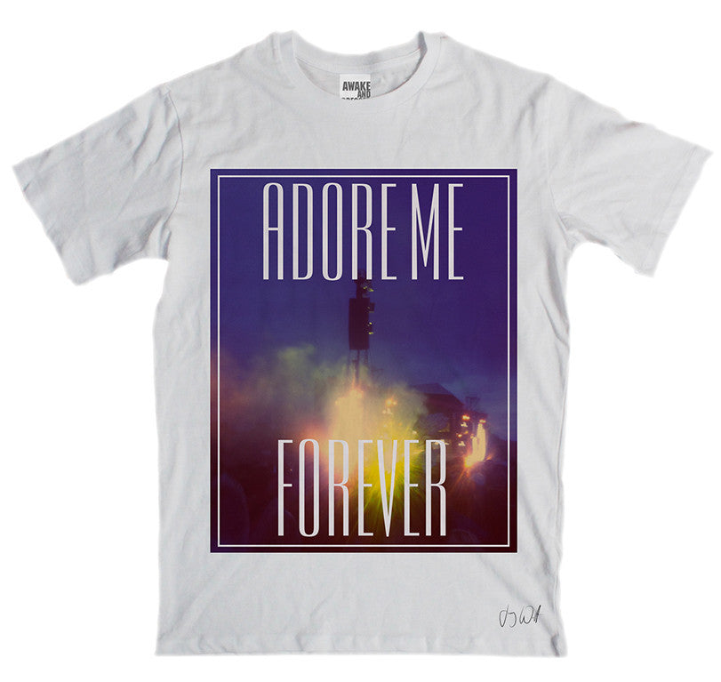 Awake and Dressed 'Adore Me Purple' T-Shirt