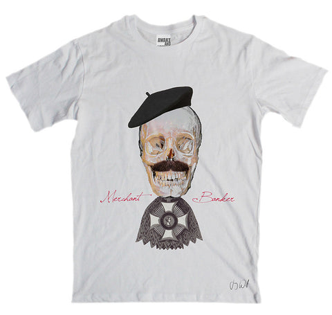 Awake and Dressed 'Merchant Banker' T-Shirt