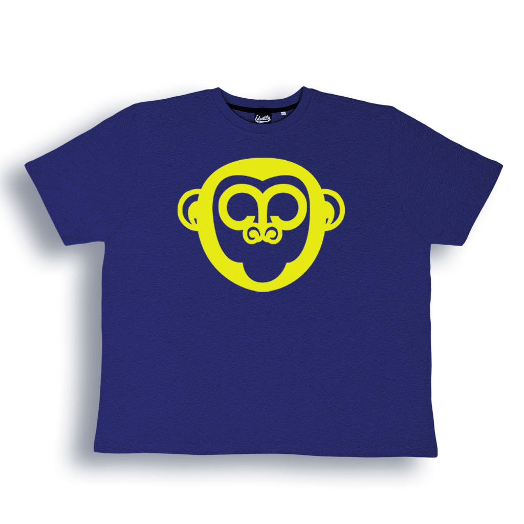Ape Sht T Shirt from the Identity Big Time Collection - Sizes from 2XL to 6XL