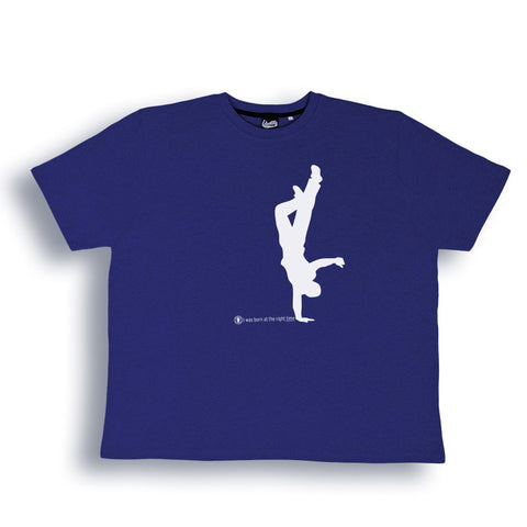 "Northern Soul ""Dancer"" T Shirt from the Identity Big Time Collection - Sizes from 2XL to 6XL"