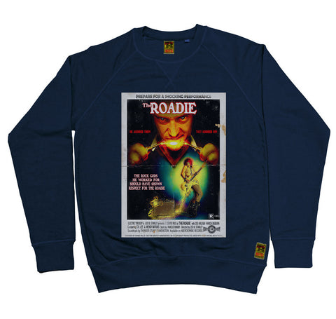 B-Movie 'The Roadie' Navy Sweatshirt