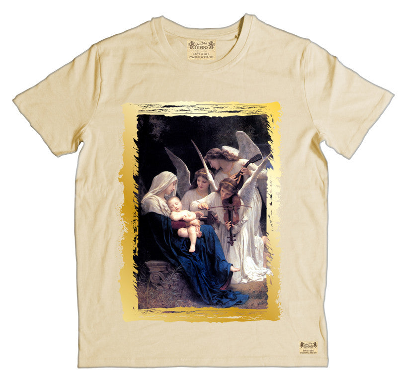 Ikons 'Song Of The Angels 1881' T-shirt