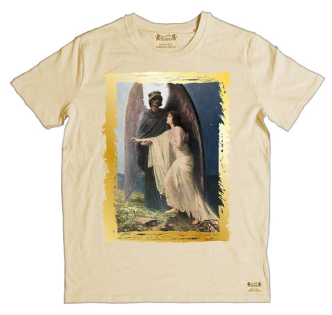 Ikons 'The Great Awakening' Vintage White T-Shirt