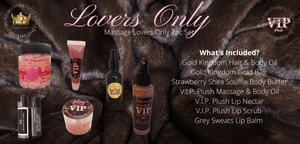 Lovers Only - 7pc Massage Lovers only Set