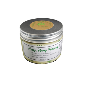 """HEMP, HEMP HOORAY"" Skin healing Butter"