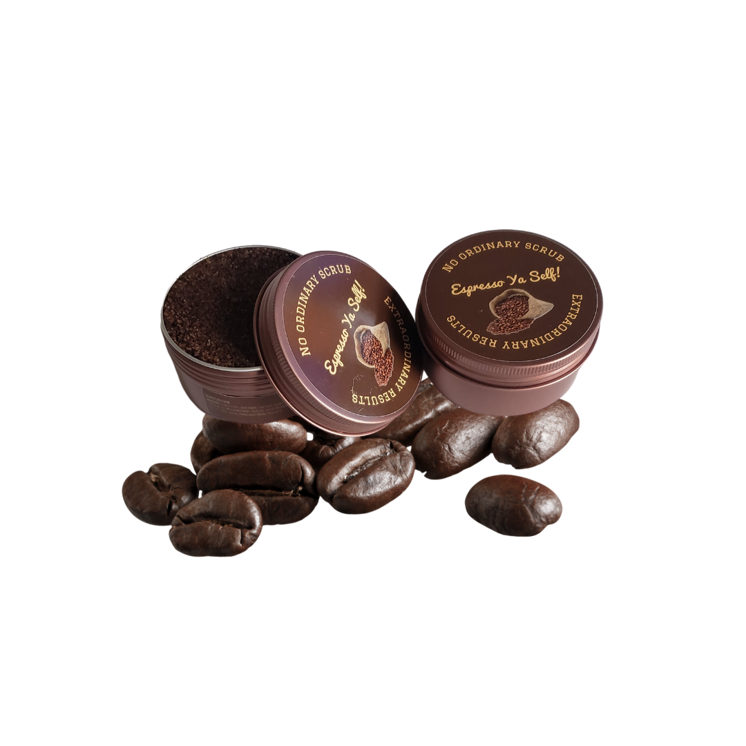 'Espresso ya self' Coffee Anti-Cellulite Scrub