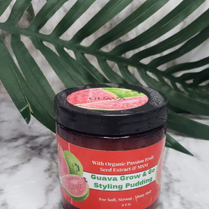 Guava Grow & Go Styling Pudding
