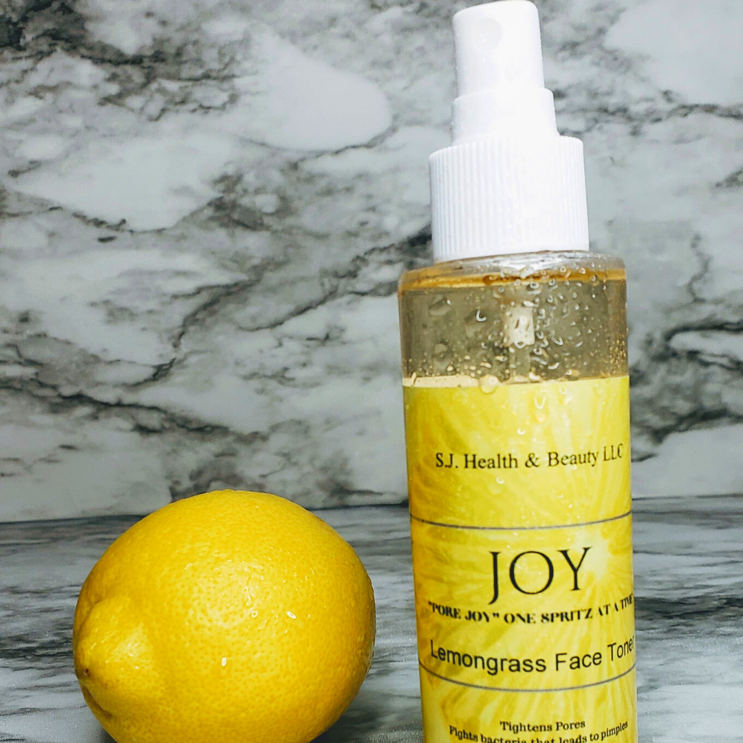 Lemongrass Face Toner