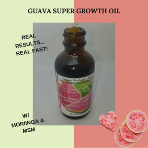 Guava Super Growth Oil