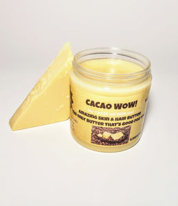 'Cacao Wow' 8 oz (Your miracle in a jar)