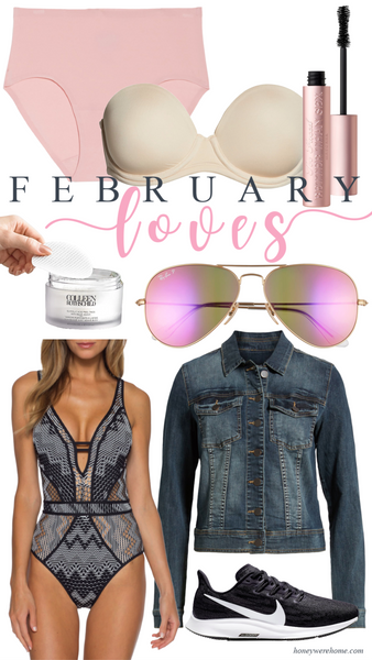 February Loves & Im Giving Them to You