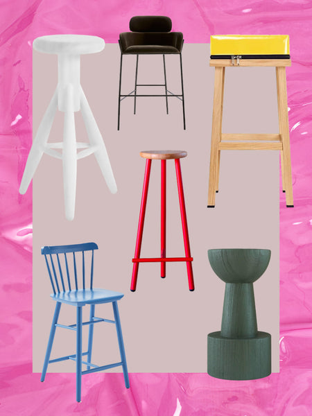 32 Barstools That'll Take Your Kitchen Island to New Heights
