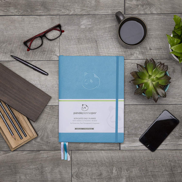 Set Your Goals and Get Organized With a Daily Planner