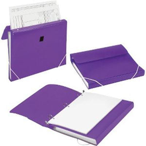 "1"""" Duo 2-in-1 Organizer - Purp"