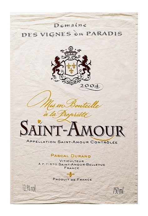 Saint Amour Flour Sack Towel