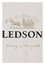 Load image into Gallery viewer, Ledson Winery & Vineyards Flour Sack Towel