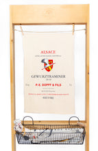 Load image into Gallery viewer, Alsace Gewurztraminer  Flour Sack Towel