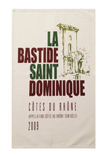 Load image into Gallery viewer, La Bastide Saint Dominique Canvas Towel