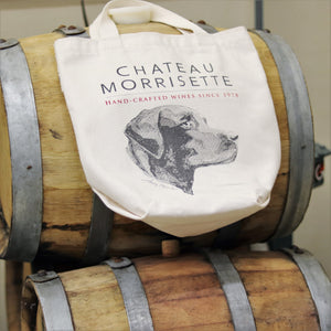 Chateau Morrisette - The Original Black Dog Wine Bag