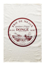 Load image into Gallery viewer, Brie De Meaux Flour Sack Towel