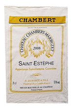 Load image into Gallery viewer, Chateau Chambert-Marbuzet Flour Sack Towel