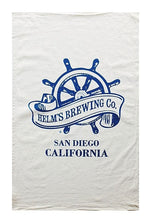 Load image into Gallery viewer, Helms Brewing Company Flour Sack Towel