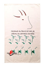Load image into Gallery viewer, Paris-Caramels Canvas Towel