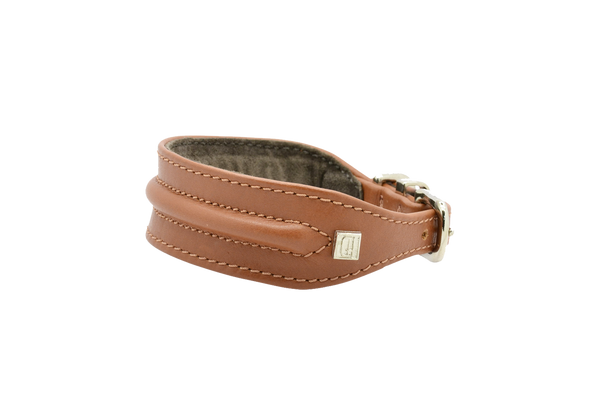 D&H Tan Horizon Hound Collar