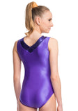 Ervy Delta Leotard (Purple)