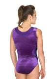 Ervy Orfea Leotard (Amethyst, Plum and Purple)