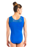 Ervy Joi Leotard (Royal Blue and Cyan)