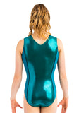 Ervy Electa Leotard (Petrol and Dark Petrol)