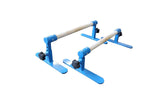 Tumbl Trak Adjustable Height Parallette Bars